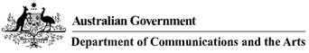 Australian Government - Communications and the Arts Logo.JPG