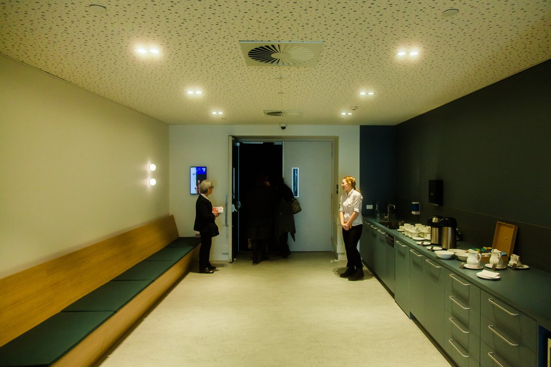 Studio 4 entrance